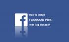 如何安裝facebook 像素在gtm